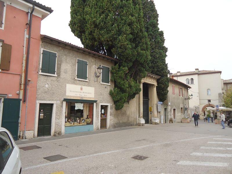 cantiere Restauro borgo bardolino architetti