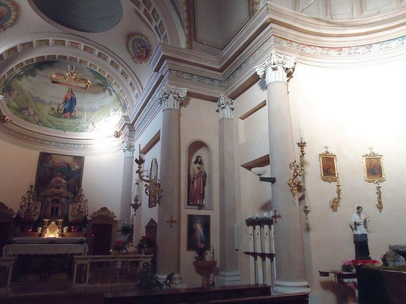 Restauro Conservativo chiesa architetti progetto cantiere