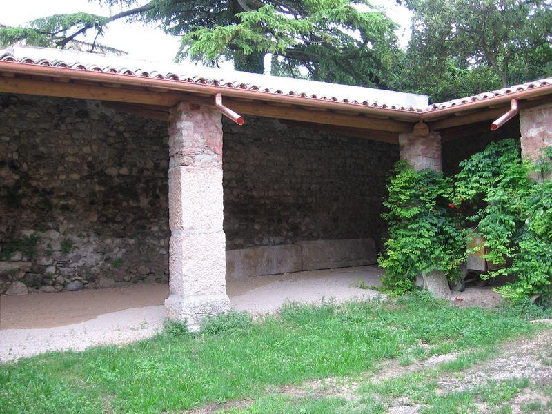 ristrutturazione annesso rurale villa architetti