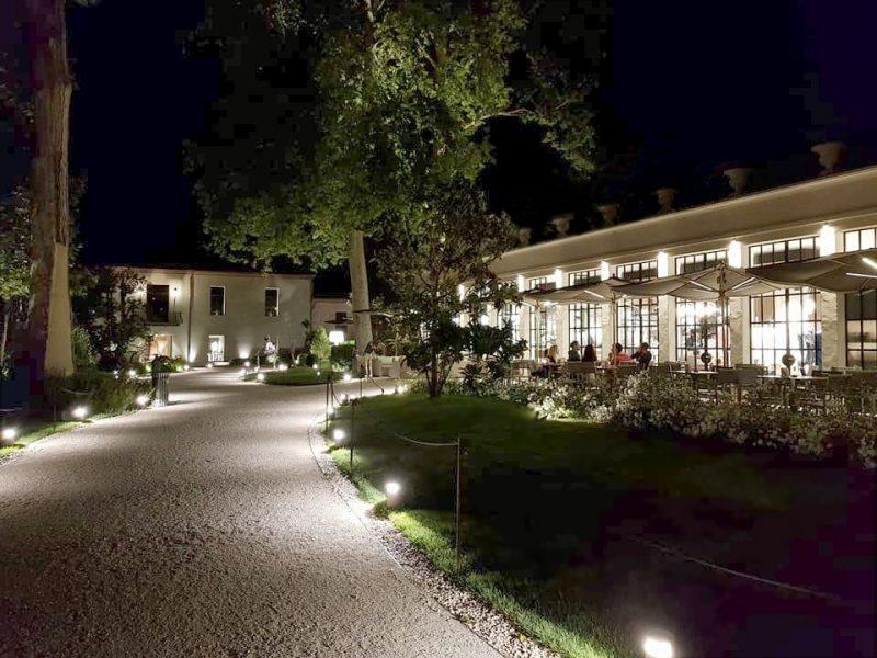 progetto Restauro borgo bardolino architetti