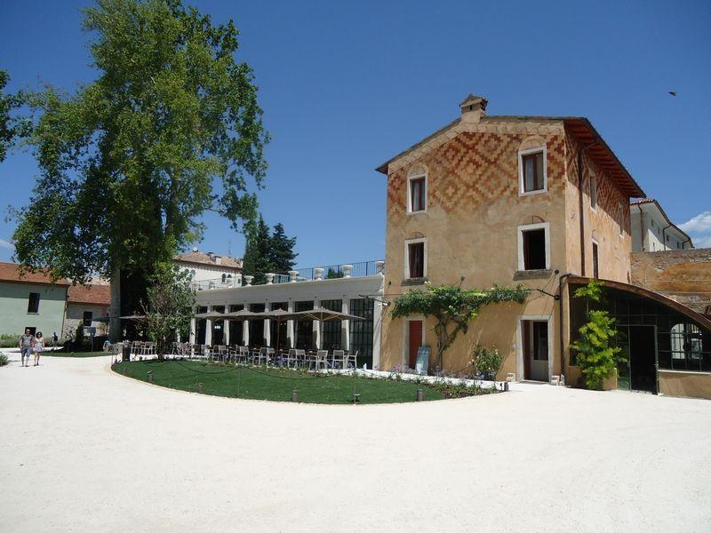 Restauro borgo bardolino architetti