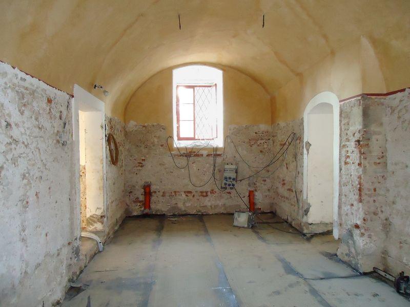 ristorante la cantinetta bardolino restauro conservativo cantiere