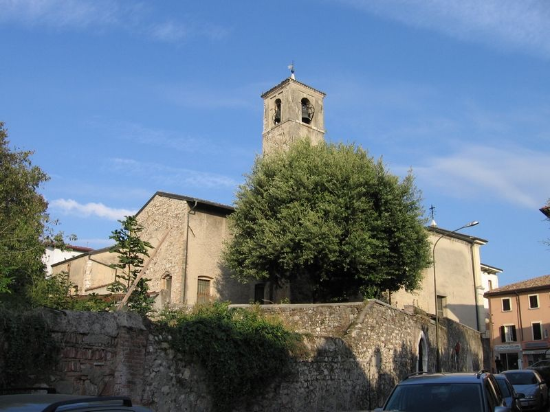 Chiesa di San Giovanni Decollato progetto cantiere restauro