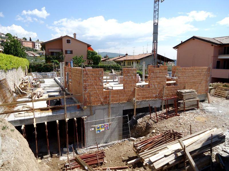 palazzino residenziale nuova realizzazione progetto