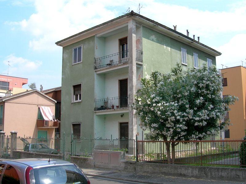 Palazzina residenziale Verona Architetto progetto