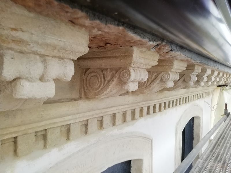 Restauro palazzina a Veronetta